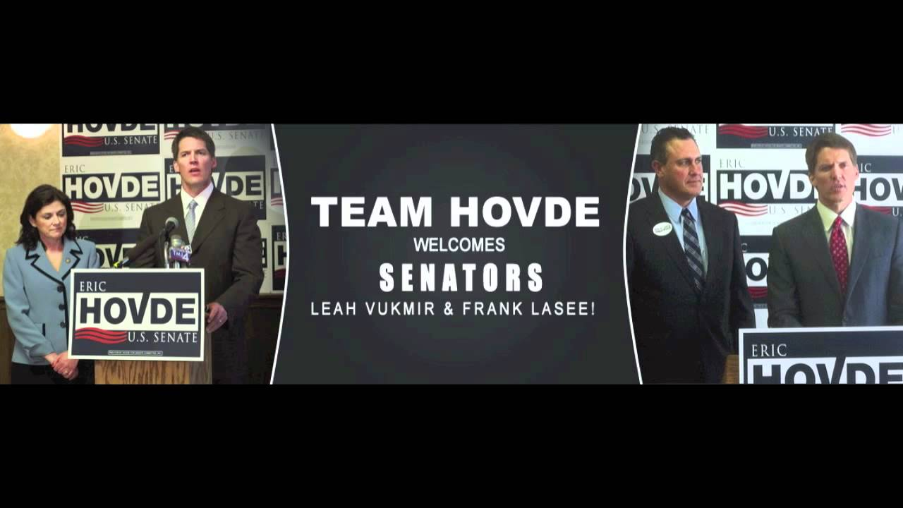 Charlie Sykes talks about Team Hovde's Momentum