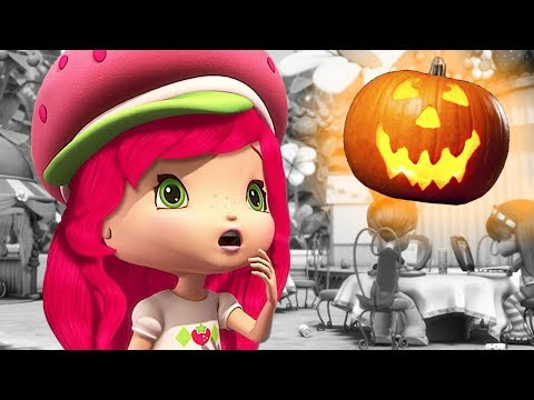 Strawberry Shortcake 🍓 Brand New Halloween 2017 Special 🍓 Berry Bitty Adventures Girls Show
