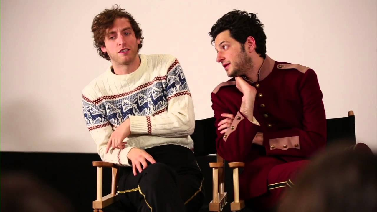 Jake and Amir  Movie Date    w Ben Schwartz  amp  Thomas Middleditch    YouTube YouTube