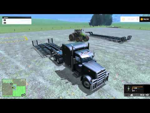 Farming Simulator 2015 - Hauling in Nebraska EP1PT1