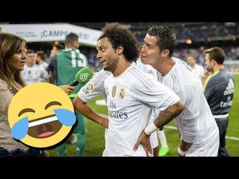Thumbnail: Cristiano Ronaldo & Marcelo ● Best Friends - Funny moments 2016