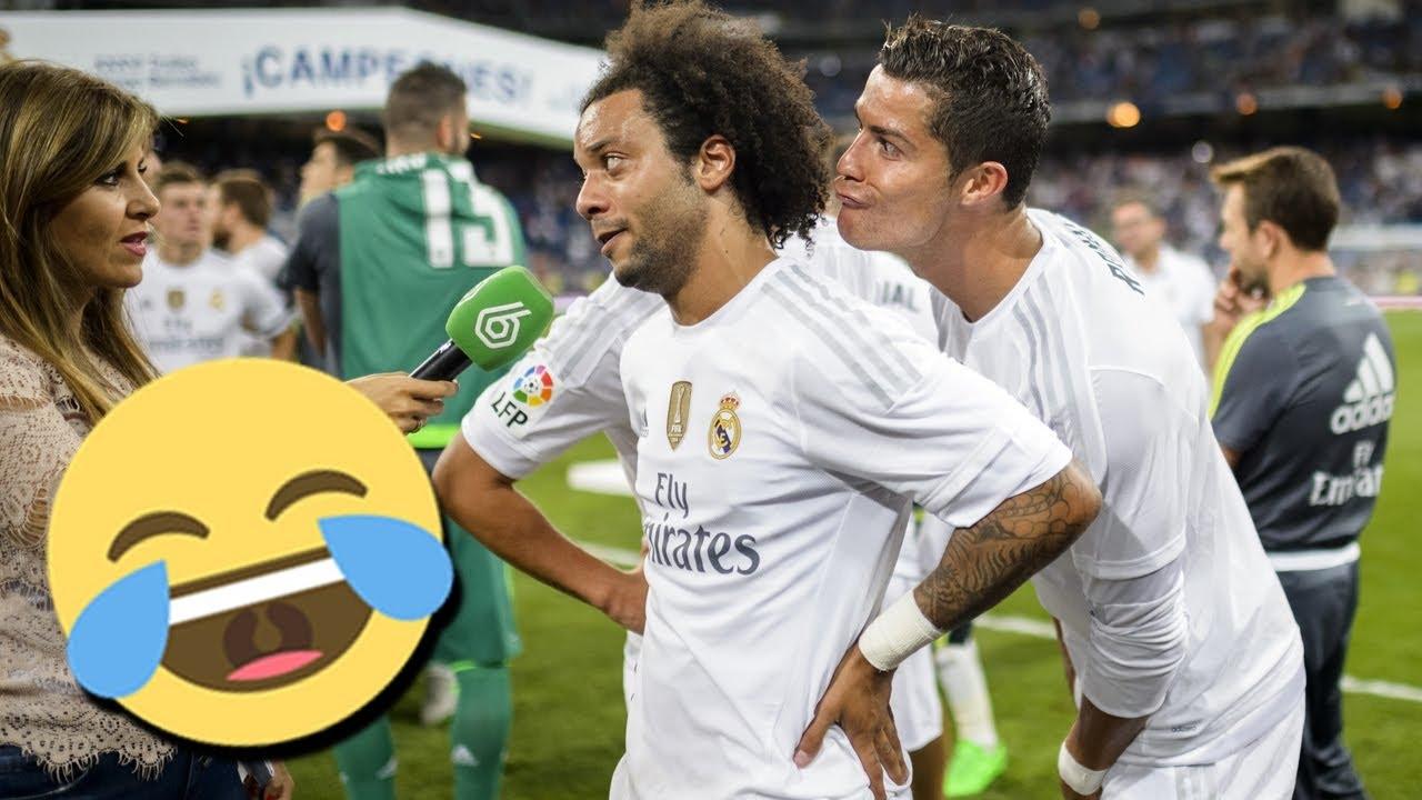 Cristiano Ronaldo & Marcelo ○ Best Friends Funny moments 2016