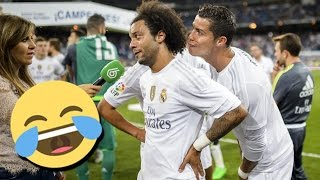 Cristiano Ronaldo & Marcelo ● Best Friends - Funny moments 2016