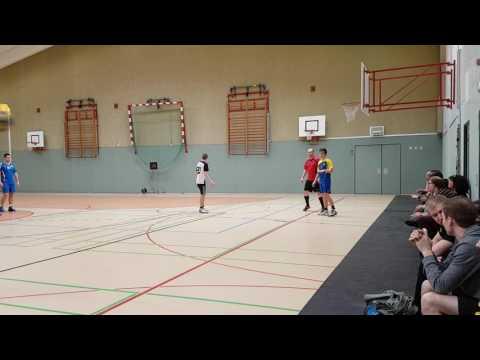 Korfball 16/17 - SG Pegasus 3 vs KV Adler Rauxel 2 - 26.03.2017 - OL38