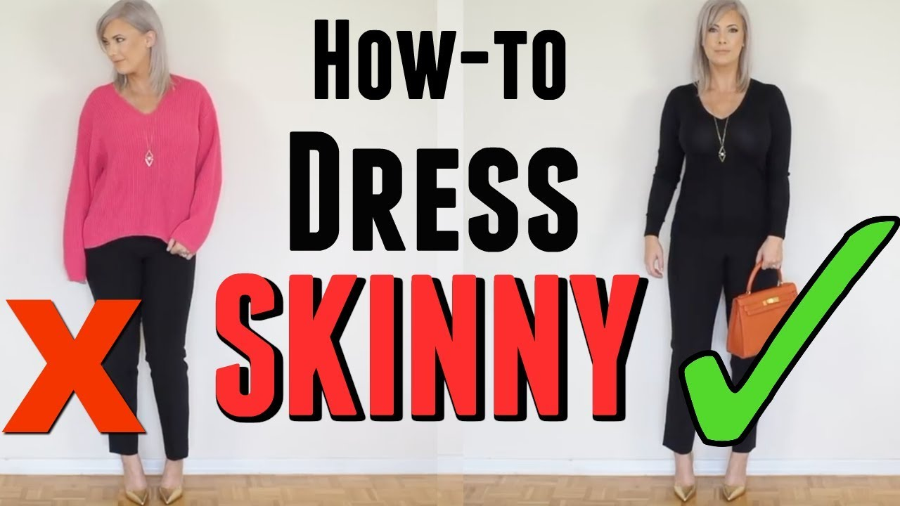 f537817f4d820 HOW TO DRESS SKINNY  tips from a stylist - YouTube