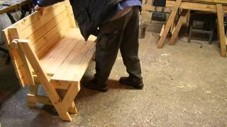 Folding Picnic Table Tibcsi