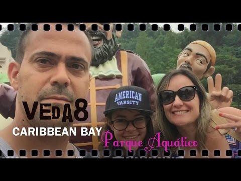 #VEDA8-  Caribbean Bay - Maior parque aquático da Coreia do Sul