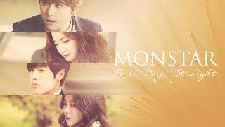 Video Monstar || Seol Chan & Se Yi / Sun Woo & Kim Nana download MP3, 3GP, MP4, WEBM, AVI, FLV April 2018