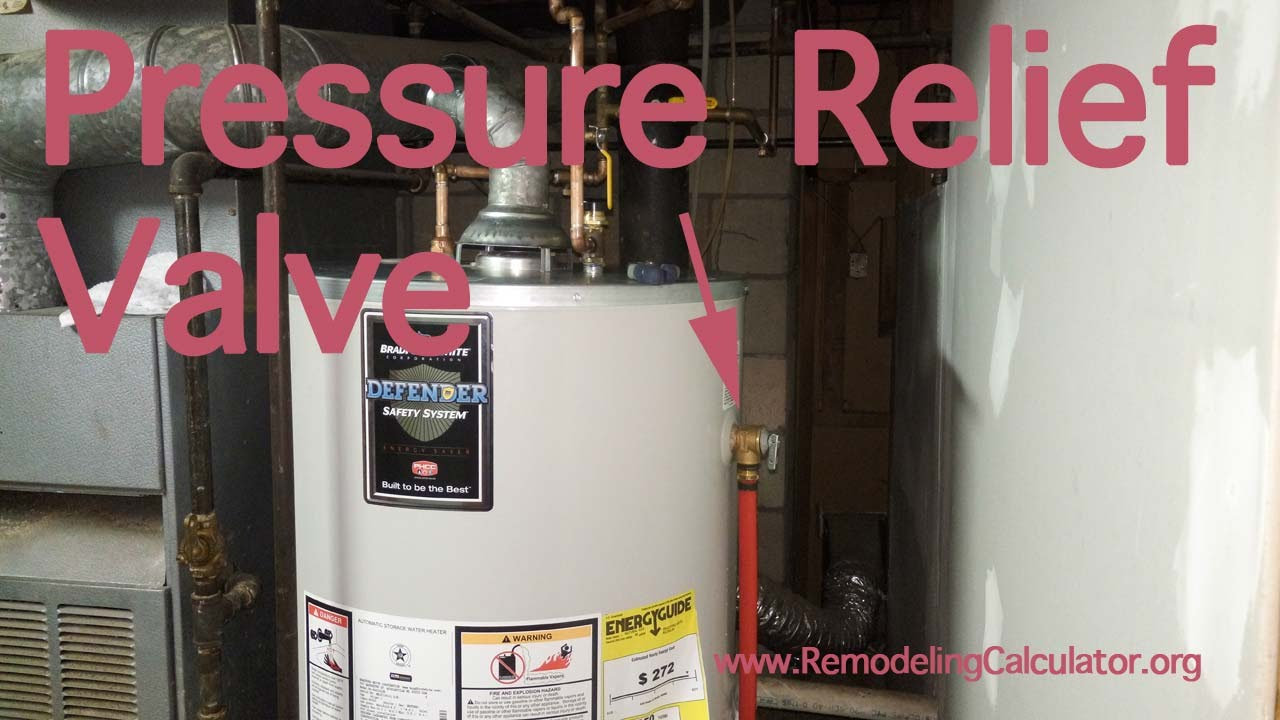 how to test pressure relief valve on hot water heater youtube. Black Bedroom Furniture Sets. Home Design Ideas