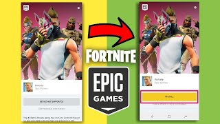 How to fix fortnite installer??? glitch