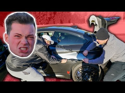 THEY DESTROYED MY CAR!!