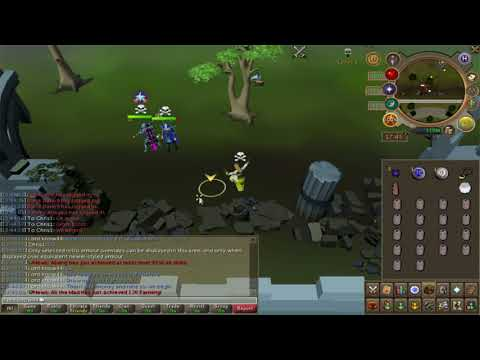 Luring Rank 6 Agility On Highscores