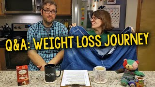 Q&A Session: Our 290 Pound Weight Loss Journey (Whole Food, Plant-Based Diet)