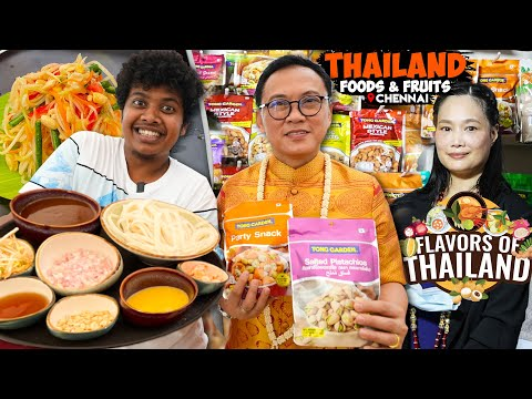 Thailand Food Festival with Thailand Government - Irfan's View