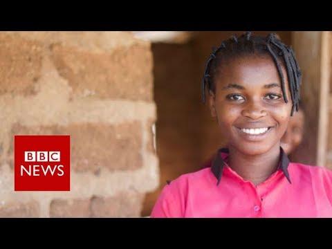The village where men and women speak different languages - BBC News