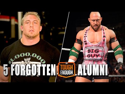 5 forgotten Tough Enough alums - 5 Things
