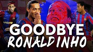 Ronaldinho 1998 - 2018 • Goodbye Football Legend | HD