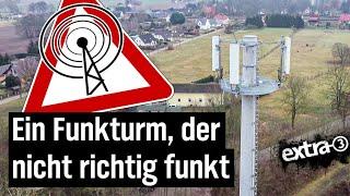 Realer Irrsinn – Funkturm auf Usedom