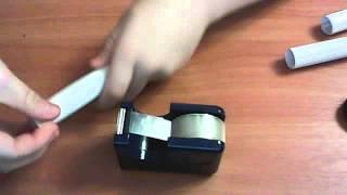 Как сделать АК-47 из бумаги part 1