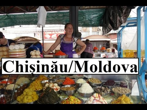 Moldova/Chișinău (Walking tour3) Part 5