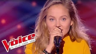 Liana - « Catch & Release » (Matt Simons) | The Voice 2017 | Blind Audition