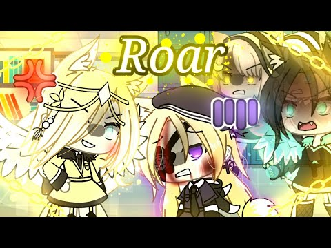Human,Roar gacha life song GMLV