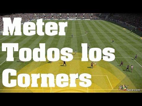 FIFA 15 - Truco: Como Meter Gol en Todos los Corners - Trucos