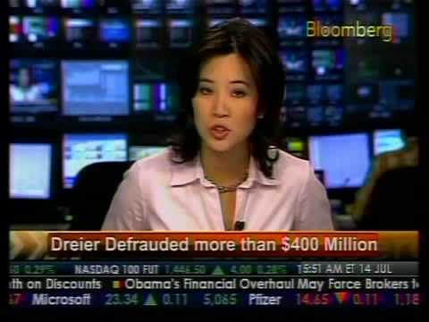 Dreier Defrauded More Than $400 Million - Bloomberg