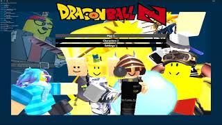 Roblox Dragon Ball-N Showcase