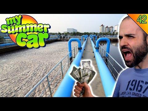 ESTO ES UN ROBO!!!   MY SUMMER CAR Gameplay Español
