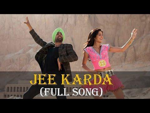 Jee Karda (Full Song) | Singh Is Kinng | Akshay Kumar & Katrina Kaif