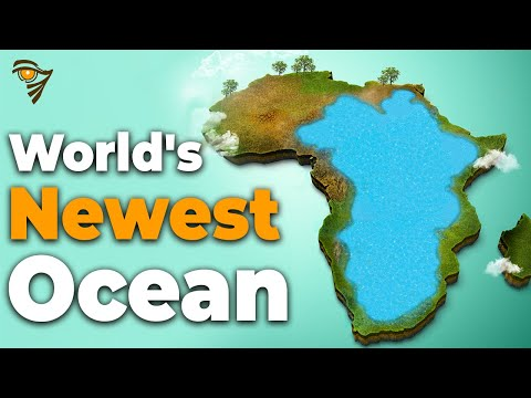 World's Newest Ocean