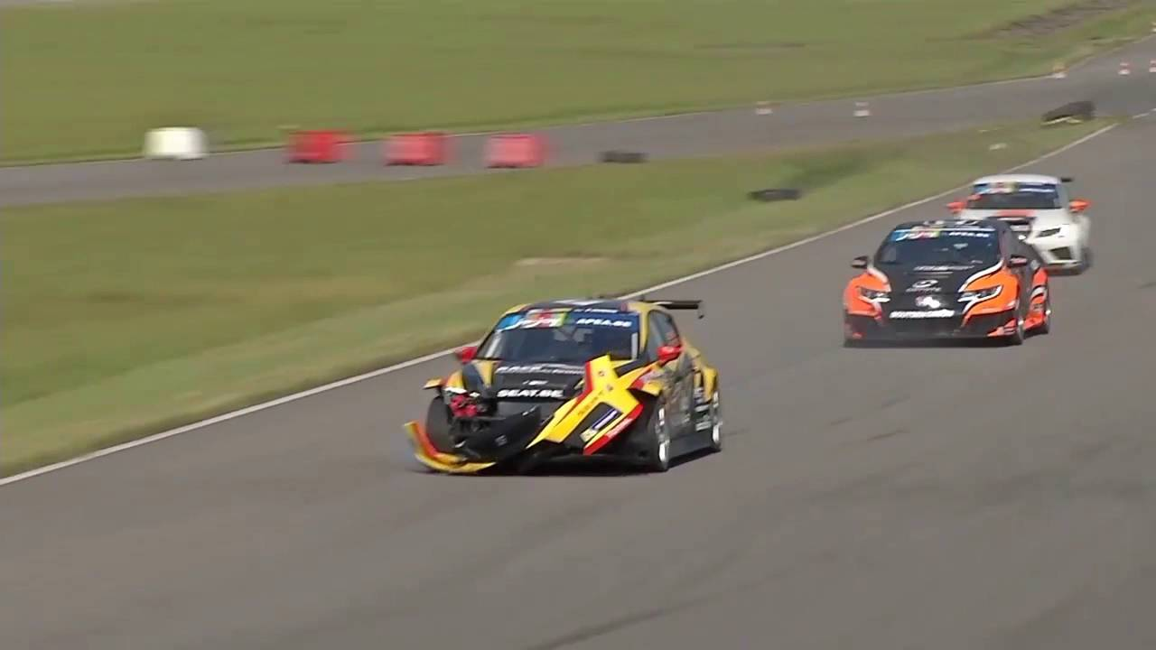 Tcr benelux touring car championship 2016 qr circuit for Benelux cars
