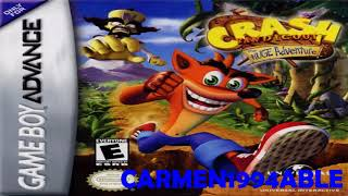 Crash Bandicoot The Huge Adventure Bonus Stage Music Musica