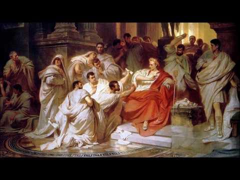 Гай Юлий Цезарь - древнеримский полководец и император. Рассказывает историк Наталия Басовская.