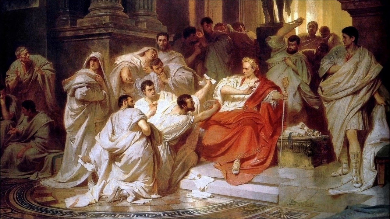 the life of julius caesar and his dictatorship of rome But julius caesar was not an emperor, he was a dictator, among other things his adopted son octavian became the first emperor, augustus 44k views view upvoters.