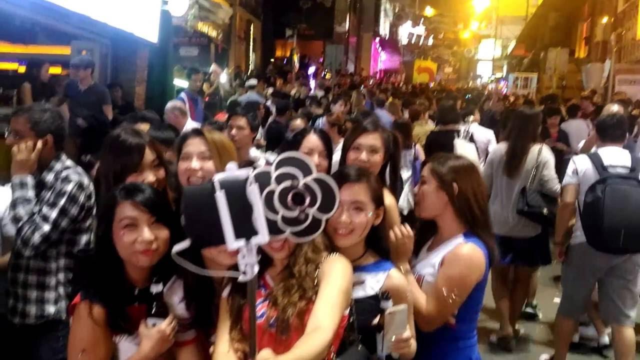 sagagamer tv lan kwai fong halloween highlights 1 29/10/16 - youtube
