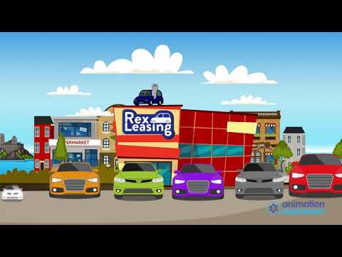 Rex Leasing // Animation Explainers