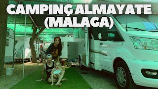 CAMPING ALMAYATE (MÁLAGA)
