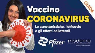 Vaccino coronavirus: caratteristiche, efficacia, differenze, effetti collaterali