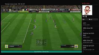 Jugando modo carrera en FIFA 18 con Miniclove06