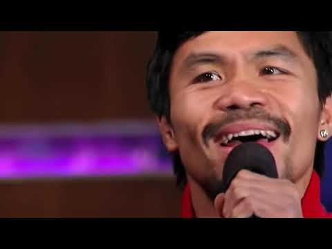 Manny Pacquiao | The Voice (Nothing's Gonna Change My Love For You)