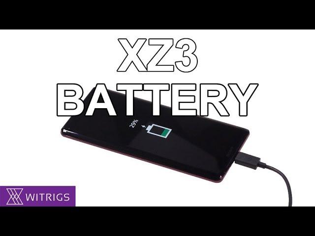 Sony Xperia XZ3 - Battery Repair