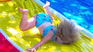 Best BABIES WATER FAILS Compilation || SUPER FUNNY VIDEOS