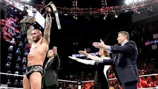 """Kocosports WWE TLC """"Tables, Ladders & Chairs"""" REVIEW 12/15/13 (Randy Orton kills another crowd)"""