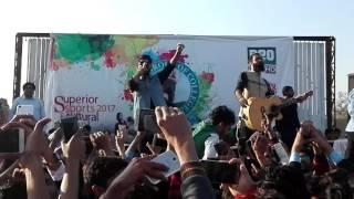Bilal saeed concert in gujranwala
