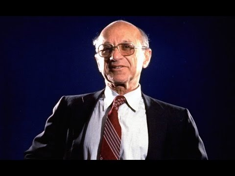 Milton Friedman - Capitalism and the Future of Freedom