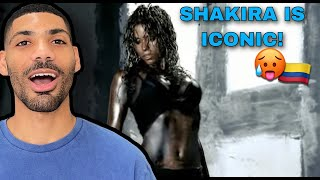 """First American Reaction to Shakira - """"La tortura"""" official video !"""
