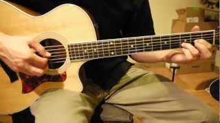 Restless - guitar part allen krehbiel