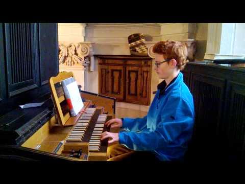 Orgel Doerflkirche